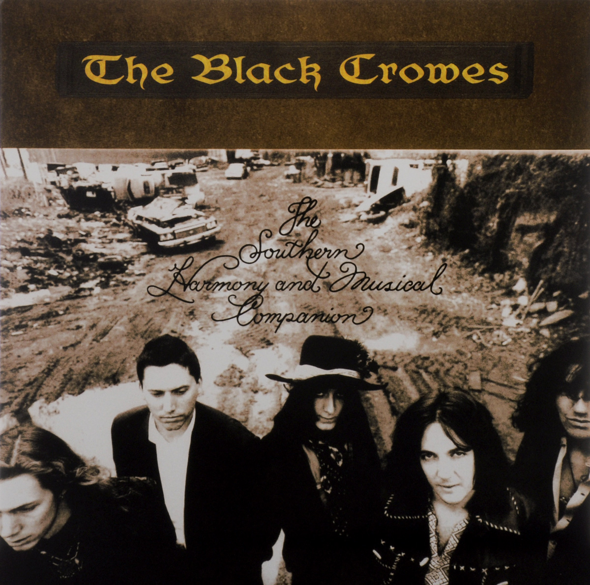 цена на The Black Crowes The Black Crowes. The Southern Harmony And Musical Companion (2 LP)