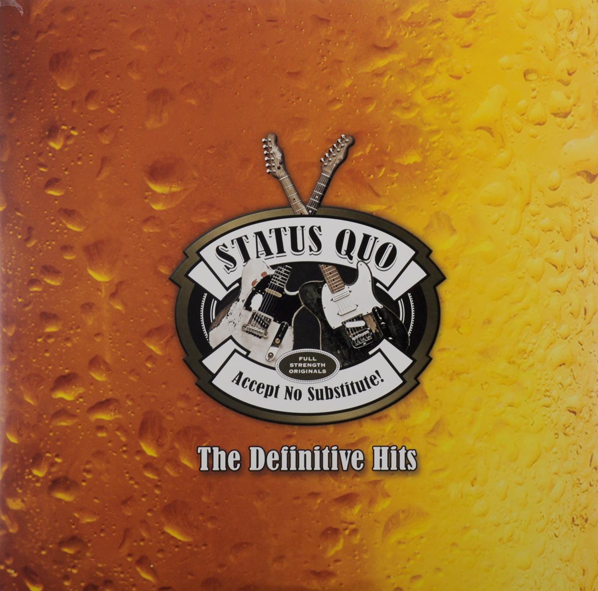 Status Quo Status Quo. The Definitive Hits (2 LP) status quo status quo 1 9 8 2 xx