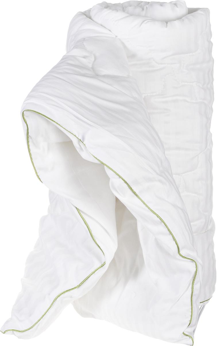 """Одеяло теплое Легкие сны """"Бамбоо"""", наполнитель: бамбуковое волокно, 200 х 220 см"""