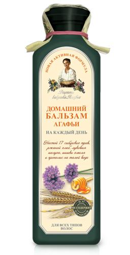 Рецепты бабушки Агафьи бальзам Домашний Агафьи на каждый день 350 мл рецепты бабушки агафьи мыло для волос и тела питательное