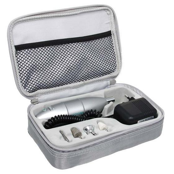 Набор для маникюра Medisana Medistyle S аппарат для маникюра и педикюра medisana medistyle l 85130