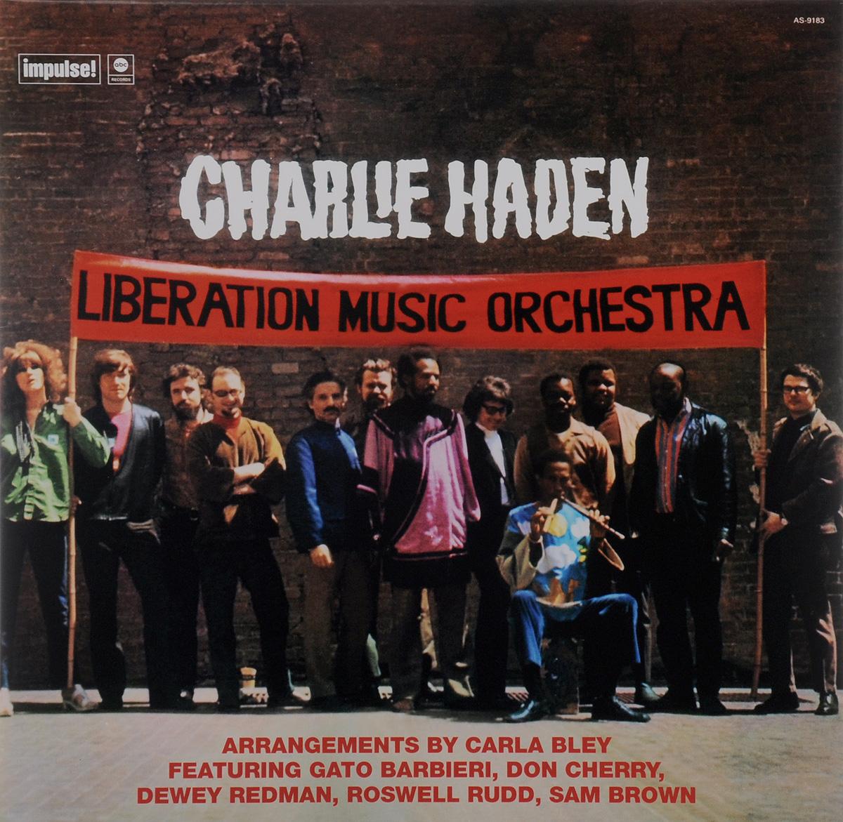 лучшая цена Чарли Хэйден Charlie Haden. Liberation Music Orchestra (LP)