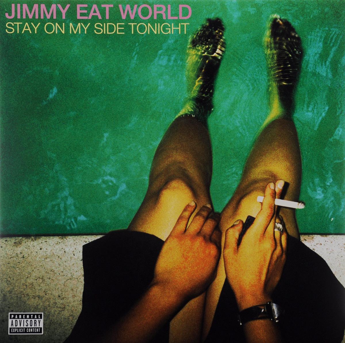 Jimmy Eat World Jimmy Eat World. Stay On My Side Tonight (LP) jimmy fashion 567 3