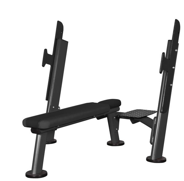 цена на Скамья для жима горизонтальная Spirit Fitness AFB102
