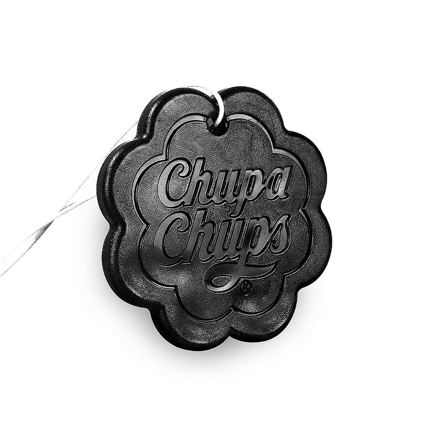 Ароматизатор воздуха Chupa Chups Кола, подвесной, гелевый, 18 г ароматизатор воздуха chupa chups ваниль подвесной флакон 5 мл