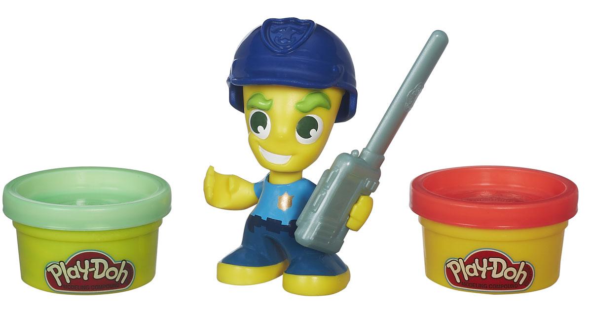 Play-Doh Игровой набор Полицейский сканер полицейский 2 смотреть онлайн