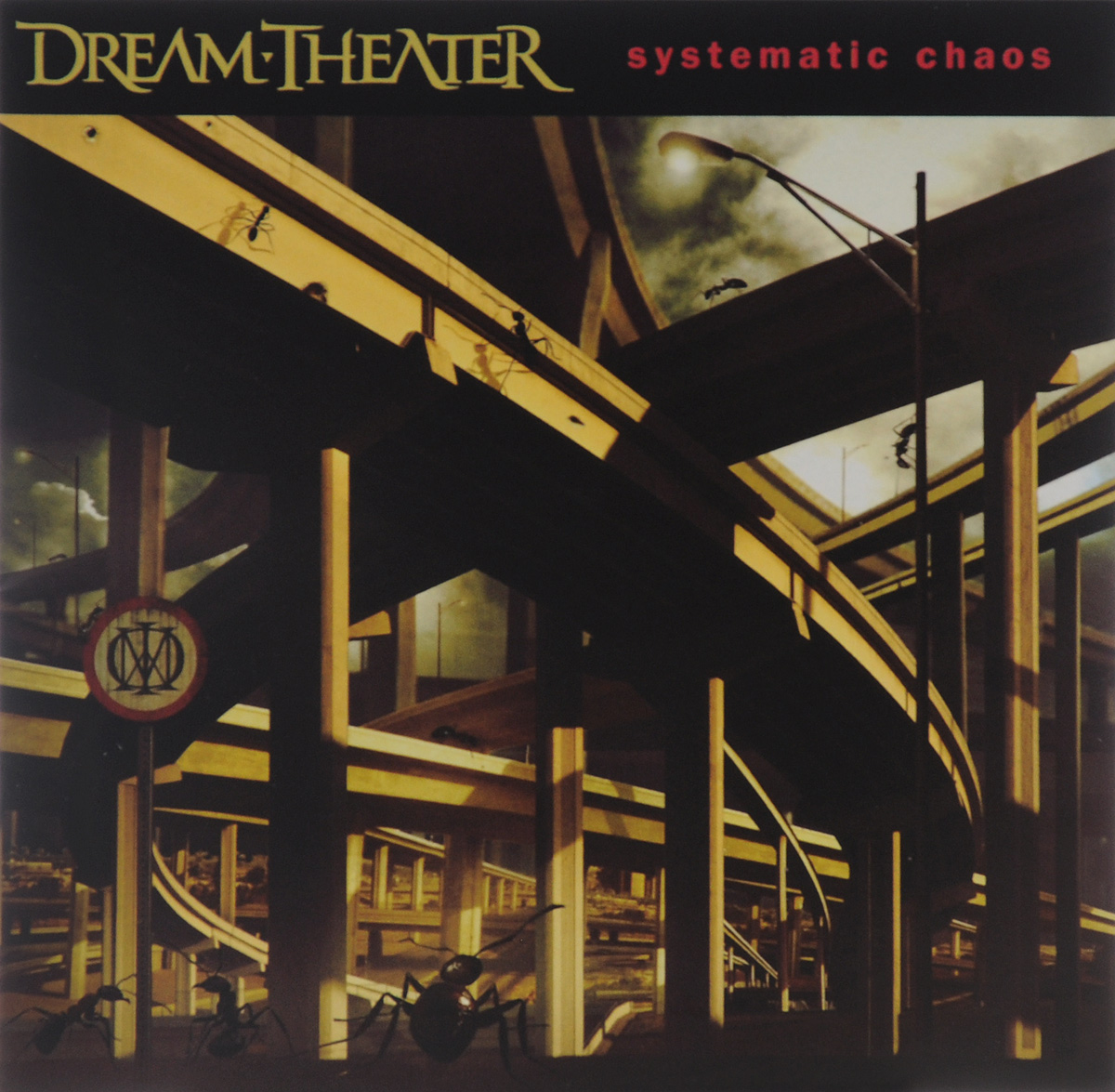 Dream Theater Dream Theater. Systematic Chaos chaos панама chaos stratus sombrero