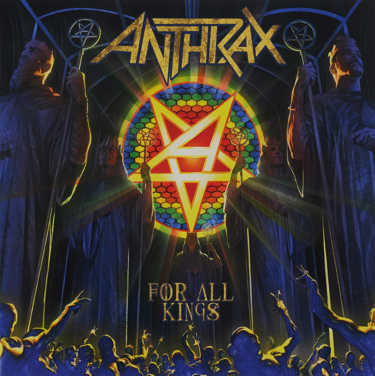 Anthrax Anthrax. For All Kings anthrax – state of euphoria