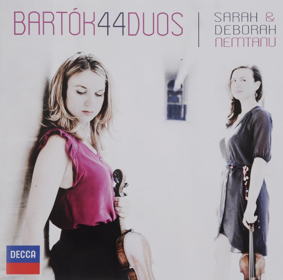 Sarah Nemtanu,Deborah Nemtanu Sarah Nemtanu. Deborah Nemtanu. Bartok. 44 Duos For Two Violins deborah atkinson heart strings