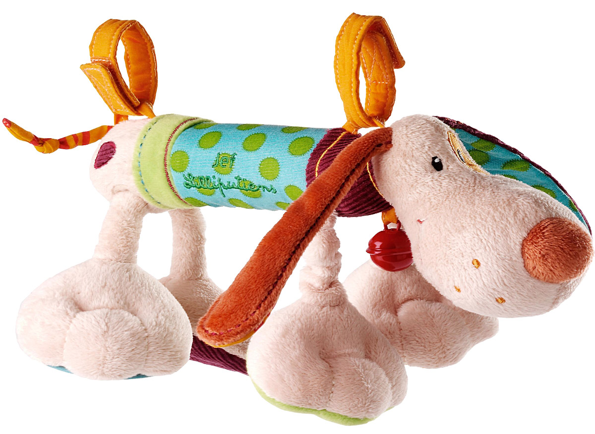 Lilliputiens Развивающая игрушка Собачка Джеф