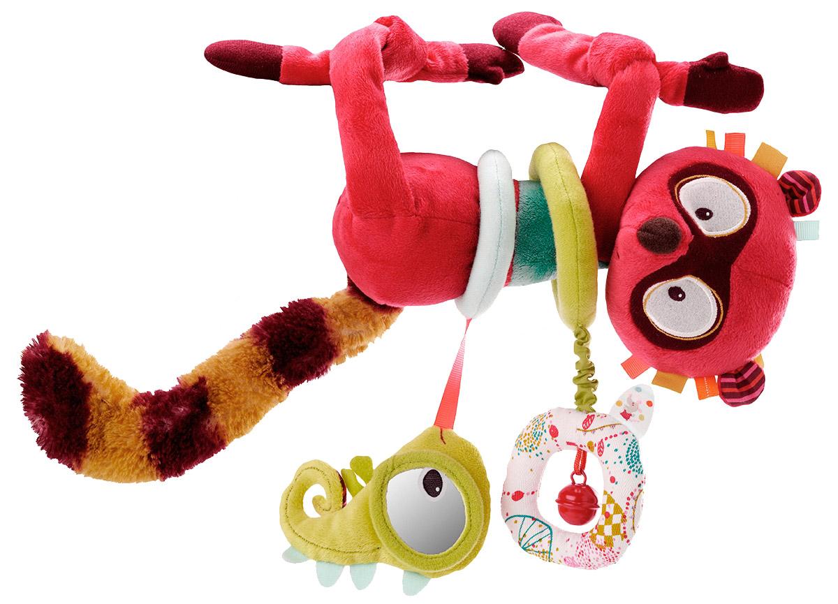 Lilliputiens Развивающая игрушка Лемур Джордж