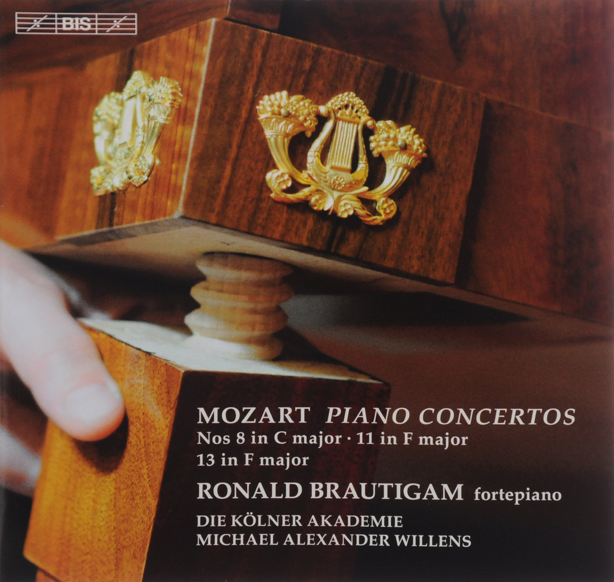 Майкл Александр Вилленс,Die Kolner Akademie Michael Alexander Willens. Mozart. Piano Concertos Nos. 8 In C Major / 11 In F Major / 13 In F Major (SACD) j v roberts postlude in f major