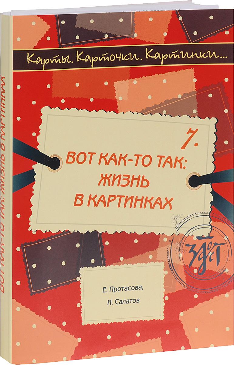 Е. Протасова Вот как-то так. Жизнь в картинках