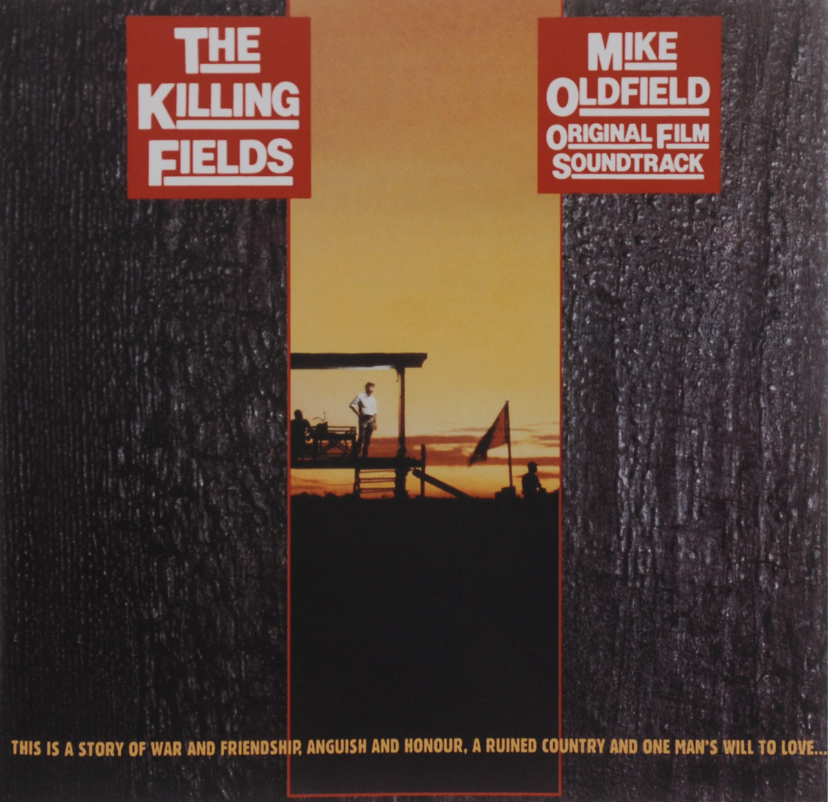 лучшая цена Майк Олдфилд Mike Oldfield. The Killing Fields. Original Film Soundtrack
