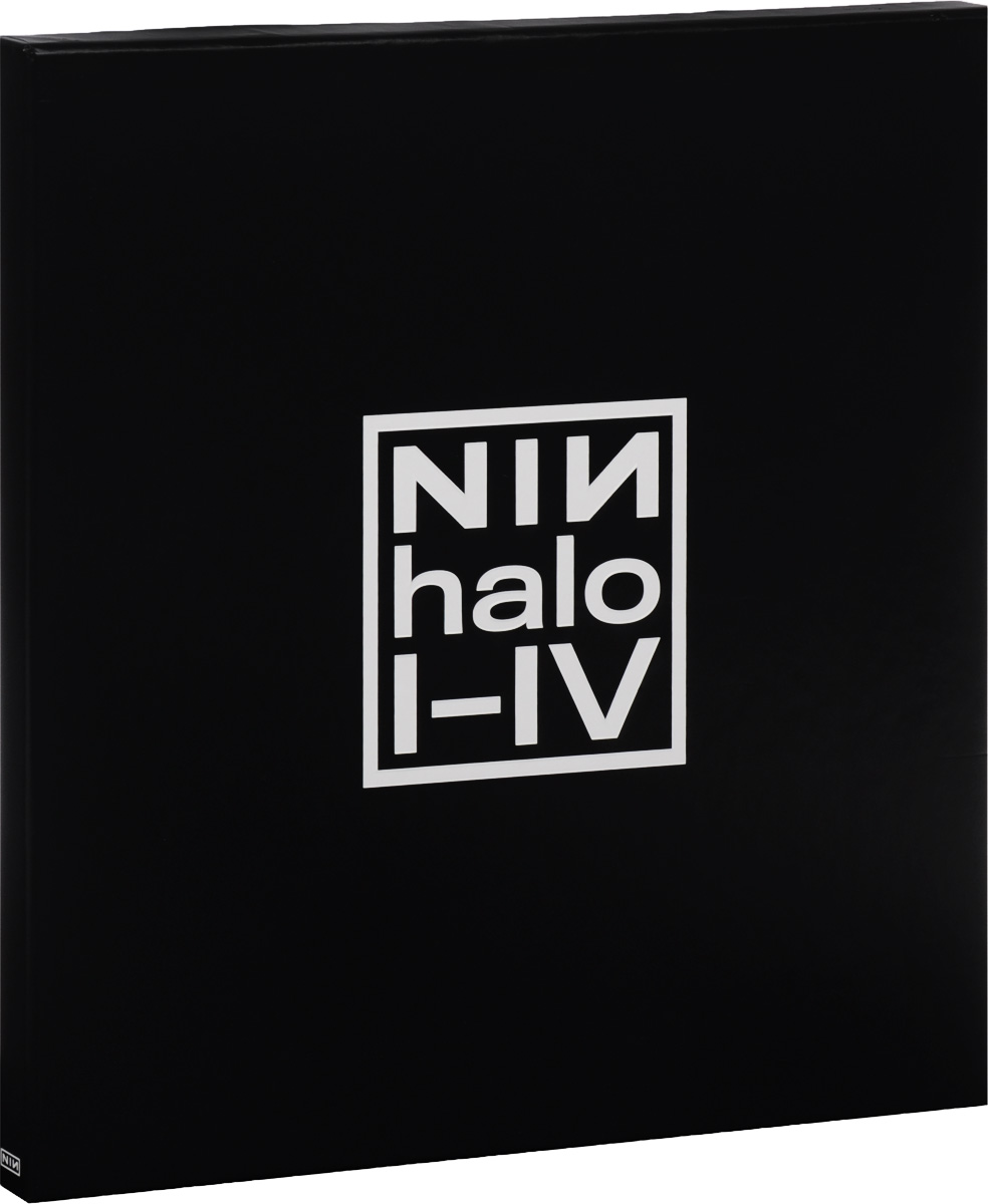 Nine Inch Nails   . Halo -IV. 4 LP (Box)