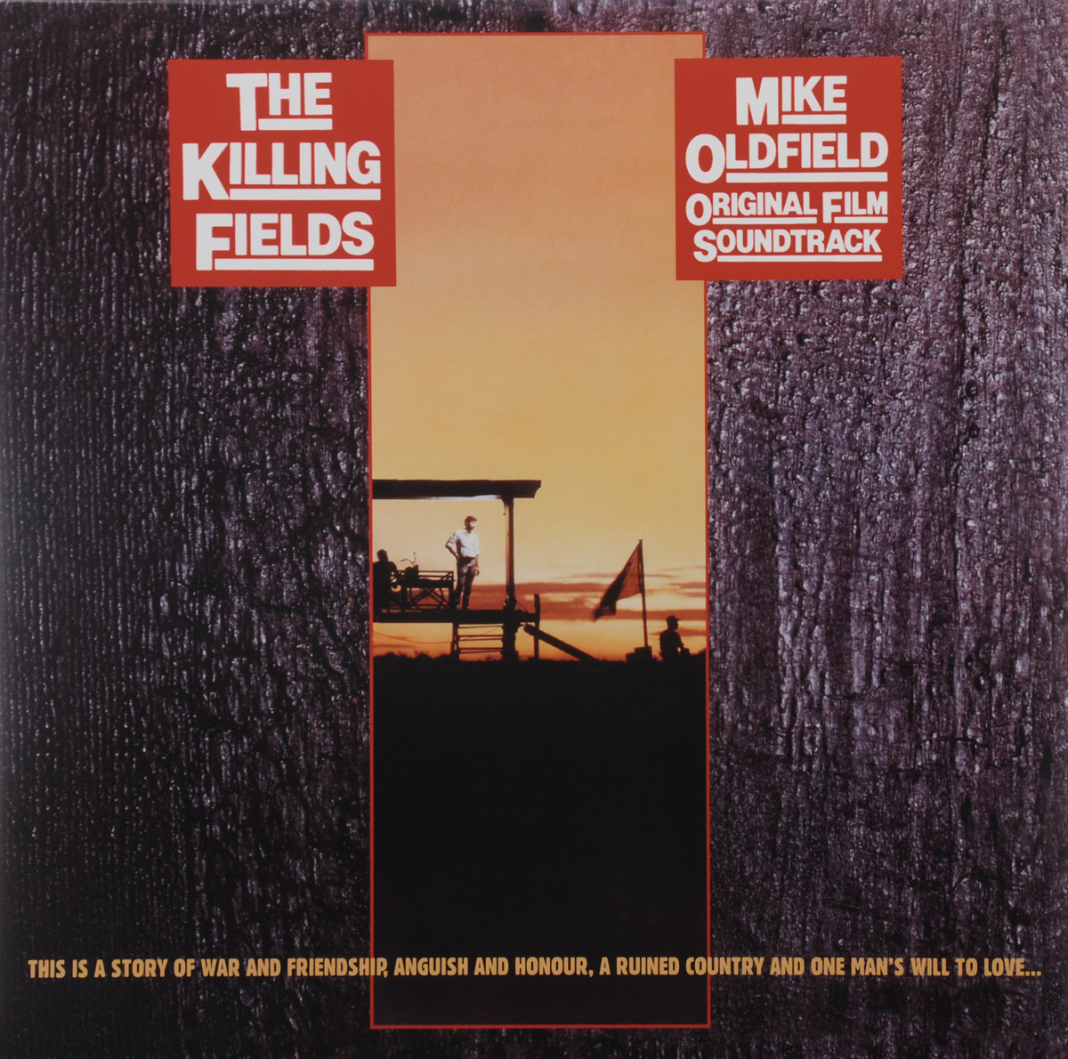 лучшая цена Майк Олдфилд Mike Oldfield. The Killing Fields. Original Film Soundtrack (LP)