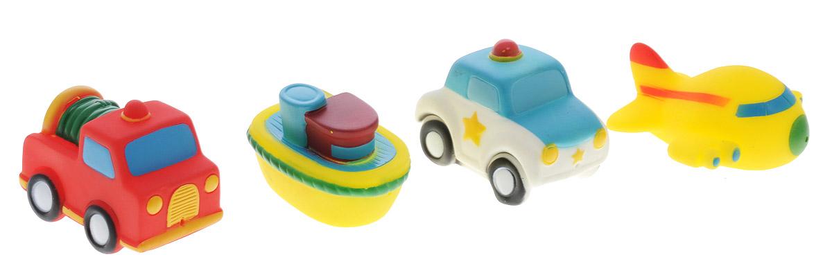 Alex Toys Набор игрушек для ванной Транспорт 4 шт набор игрушек для ванны alex сад 700gn