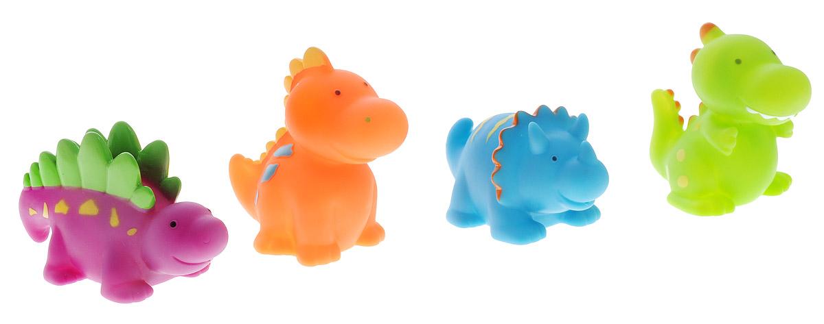 Alex Toys Набор игрушек для ванной Динозаврики 4 шт