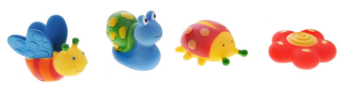 Alex Toys Набор игрушек для ванной Сад 4 шт