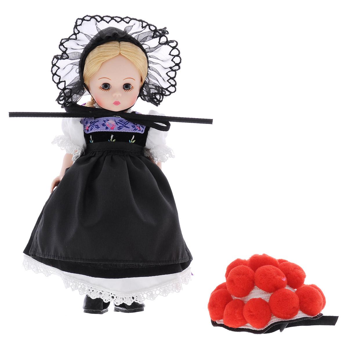 Madame Alexander Мини-кукла Девочка из Германии