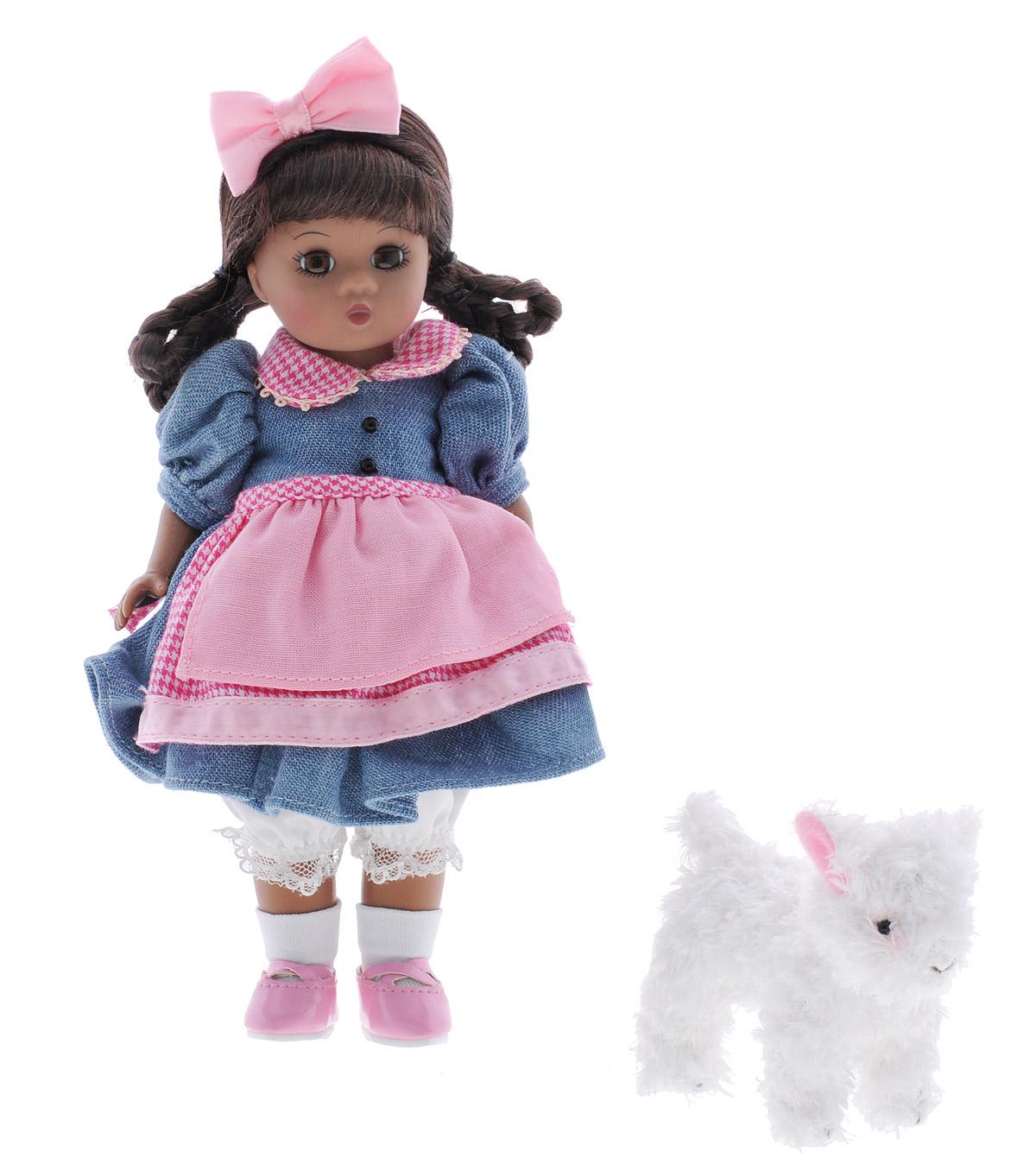 Madame Alexander Мини-кукла Мэри с барашком цены онлайн