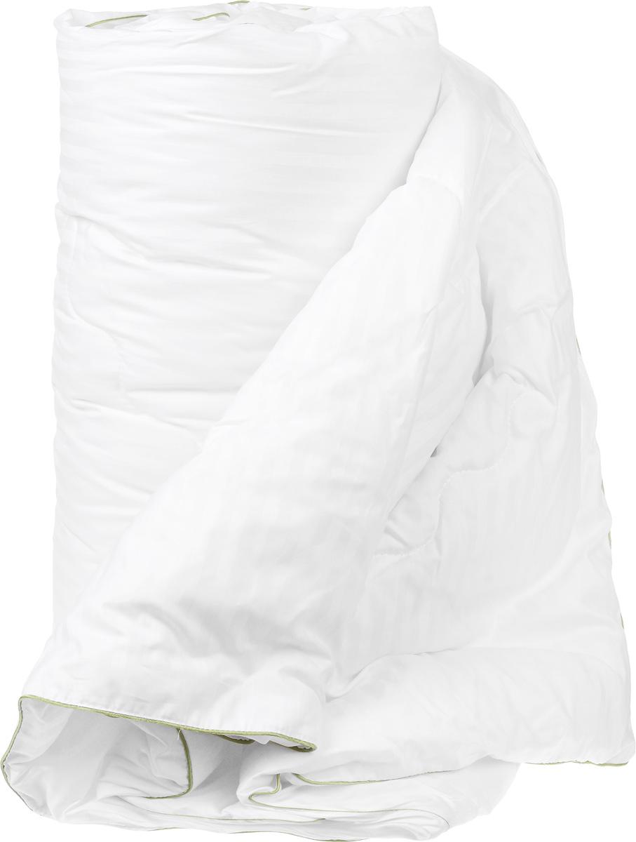 """Одеяло легкое Легкие сны """"Бамбоо"""", наполнитель: бамбуковое волокно, 172 х 205 см"""