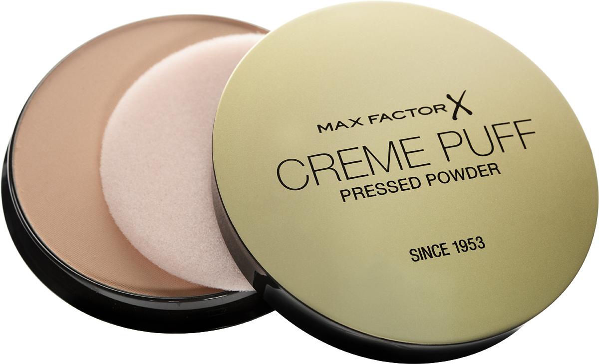 Max Factor Крем-пудра Тональная Creme Puff Powder 05 тон translucent, 15 мл max factor creme puff powder heritage natural крем пудра тональная 50 тон