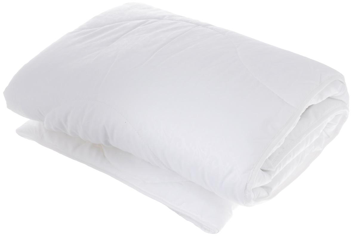 """Одеяло легкое Легкие сны """"Перси"""", наполнитель: лебяжий пух, 140 х 205 см"""