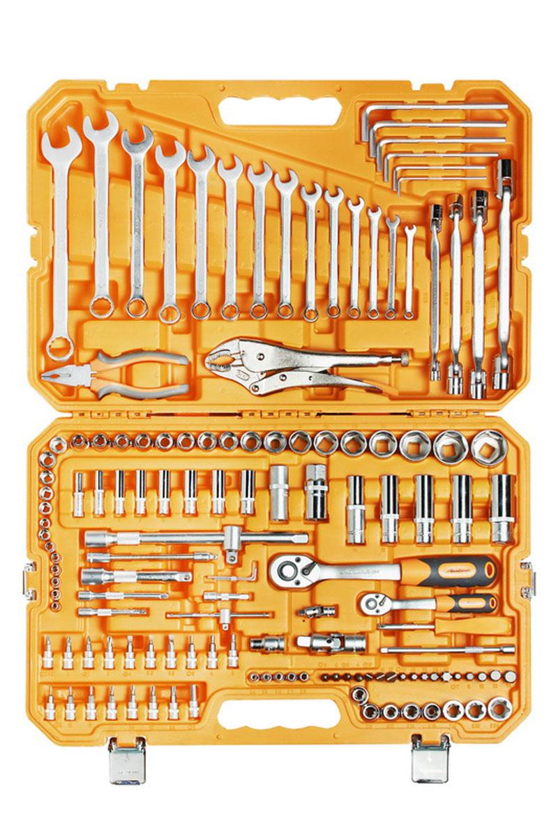 Набор инструментов Airline, универсальный, в пластиковом кейсе, 137 предметов tx page 2