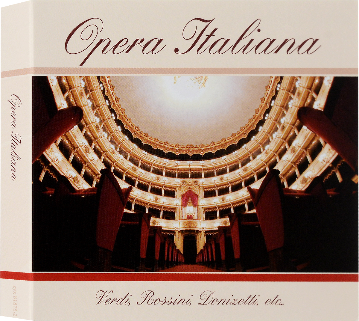 Opera Italiana (2 CD) fit cd 14
