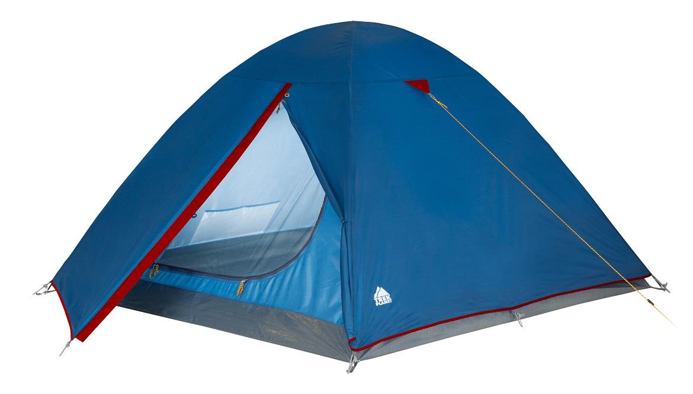 Палатка двухместная TREK PLANET Dallas 2, цвет: синий