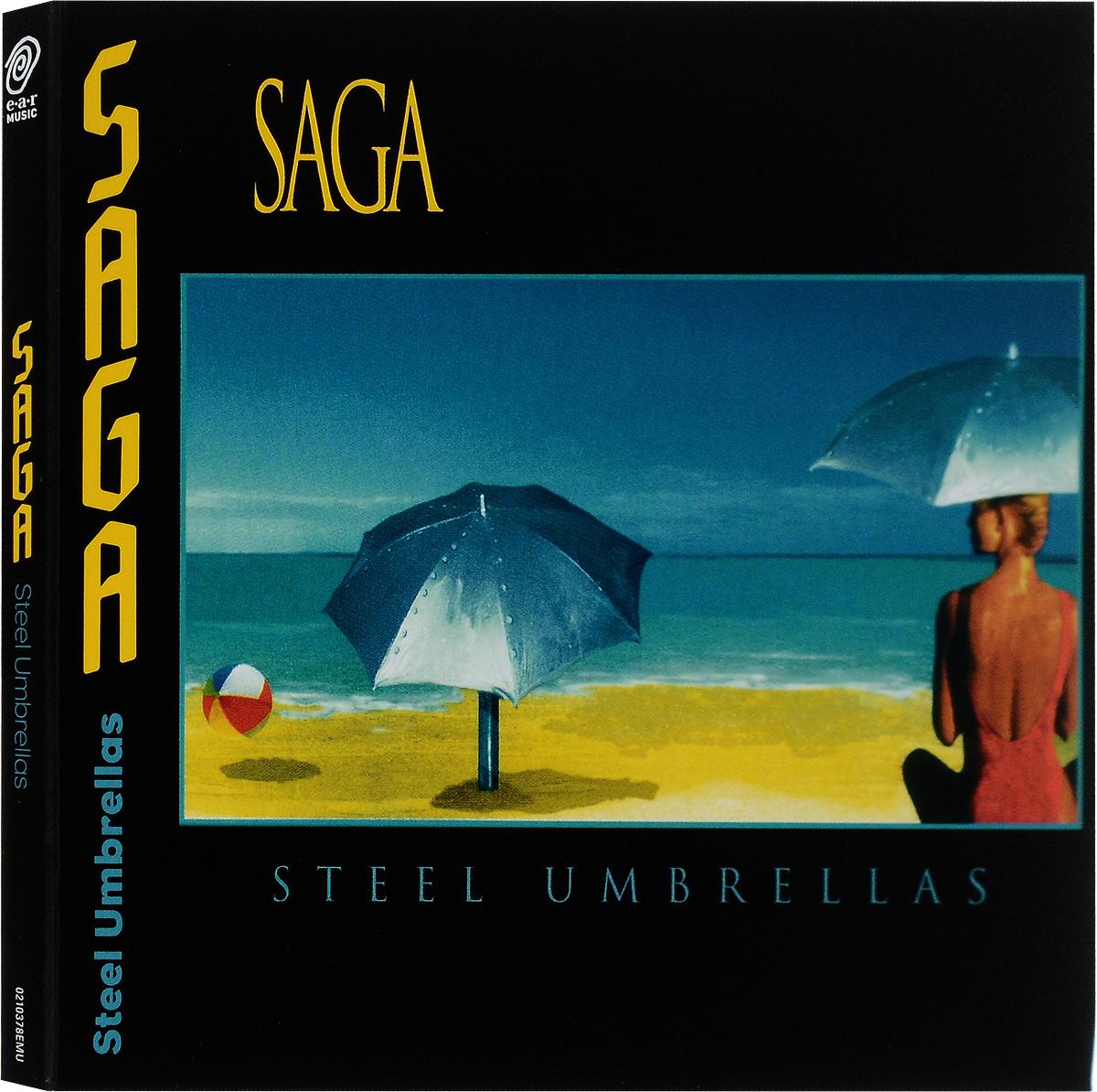 Saga Saga. Steel Umbrellas saga saga steel umbrellas