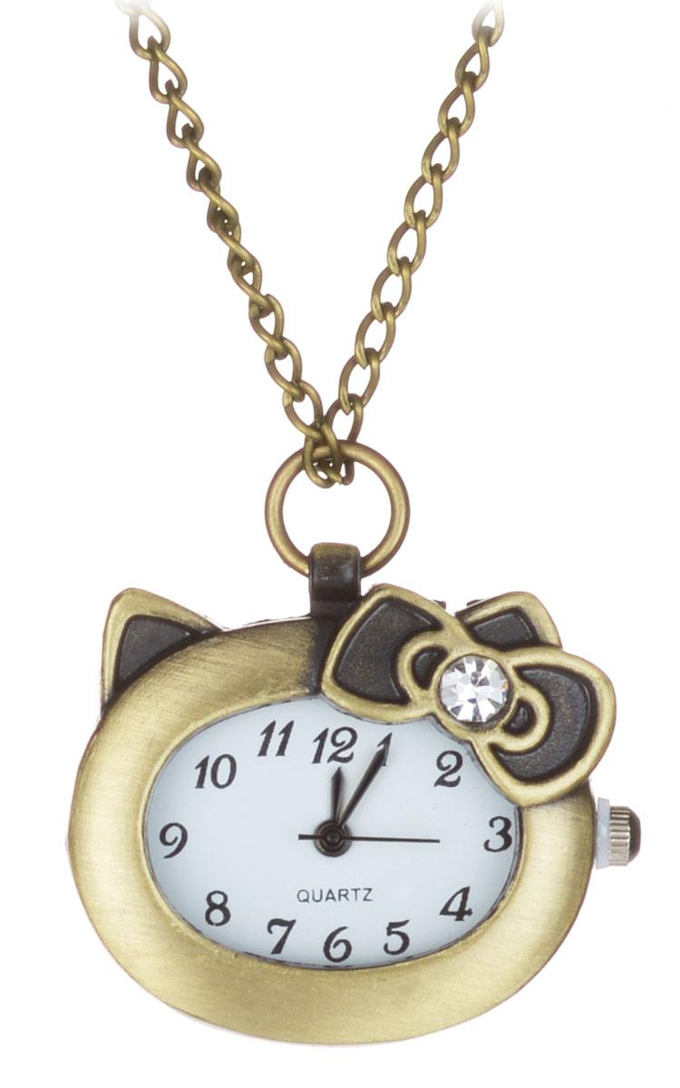 Кулон-часы Милая Китти. ANTIK-165 стоимость