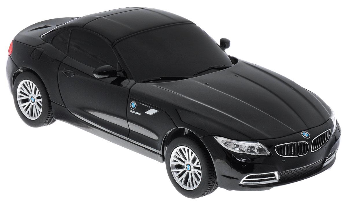 Rastar Радиоуправляемая модель BMW Z4 цвет черный масштаб 1:24