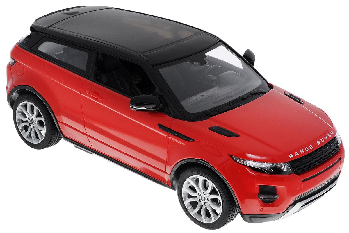 Rastar Радиоуправляемая модель Range Rover Evoque цвет красный масштаб 1:14 цена