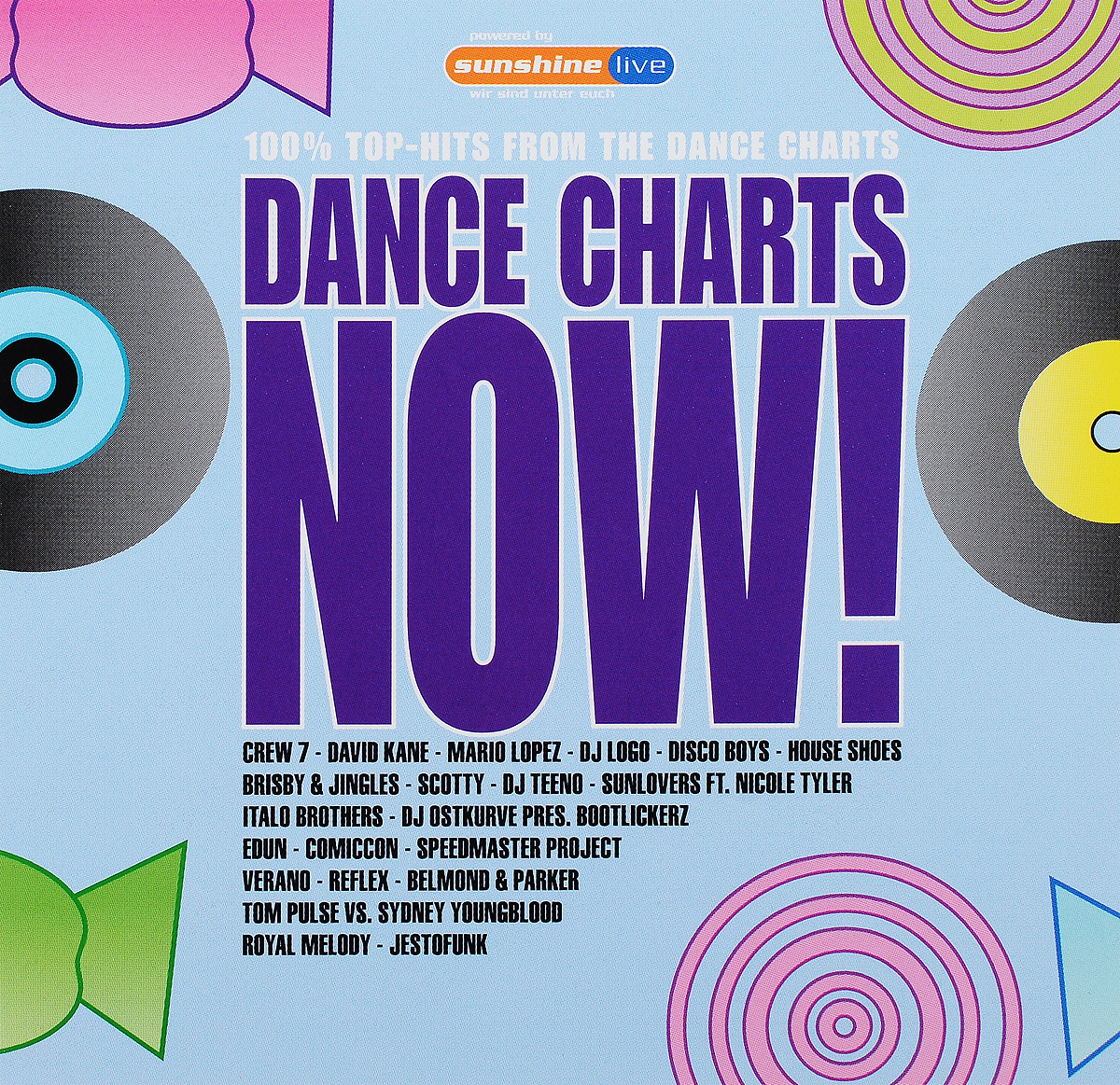 Dance Charts Now! (2 CD)