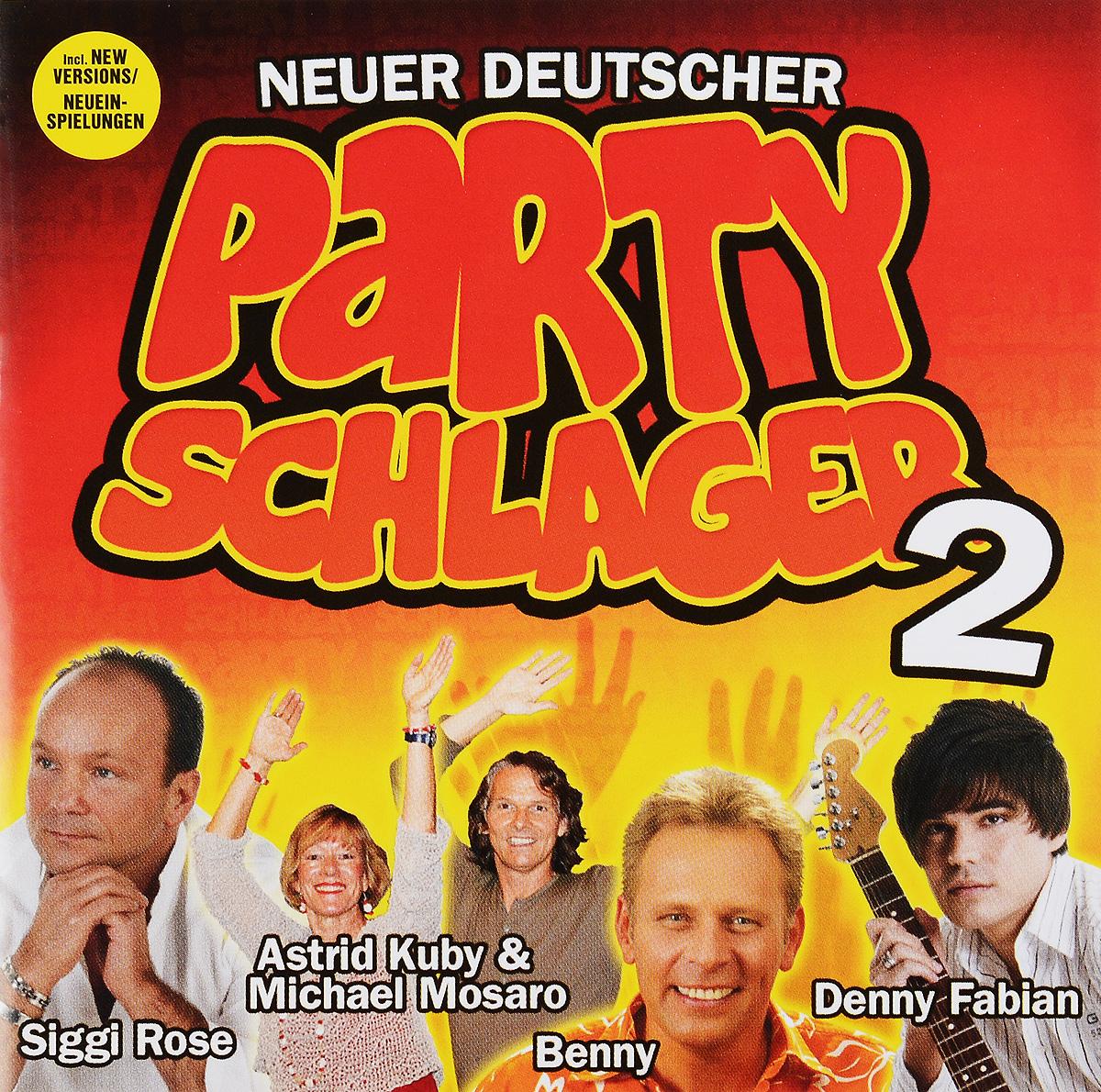 Neuer Deutscher. Party Schlager (2 CD)