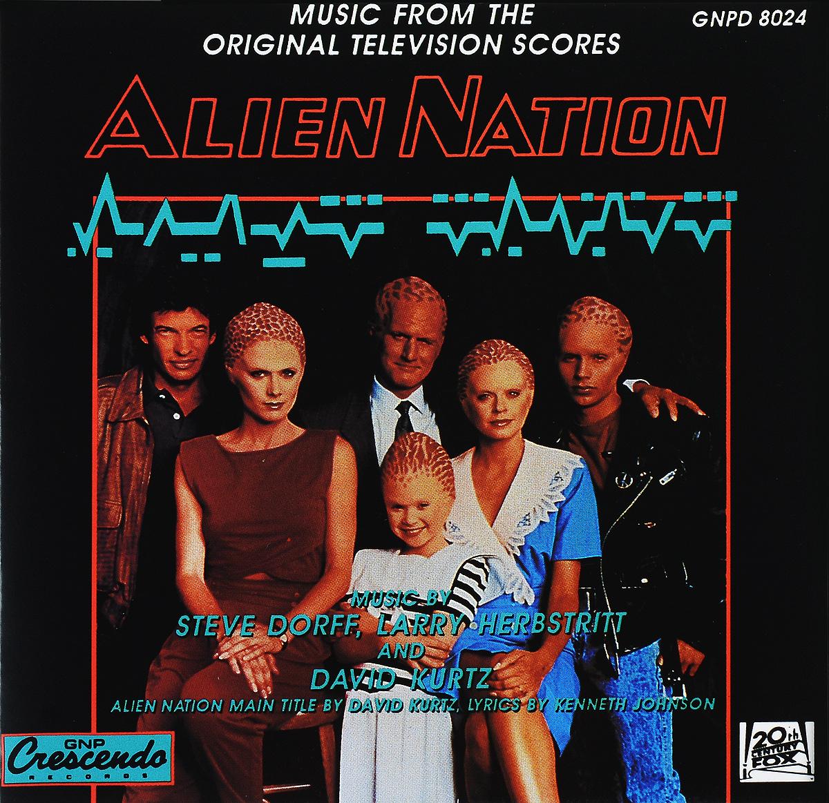 Alien Nation цена