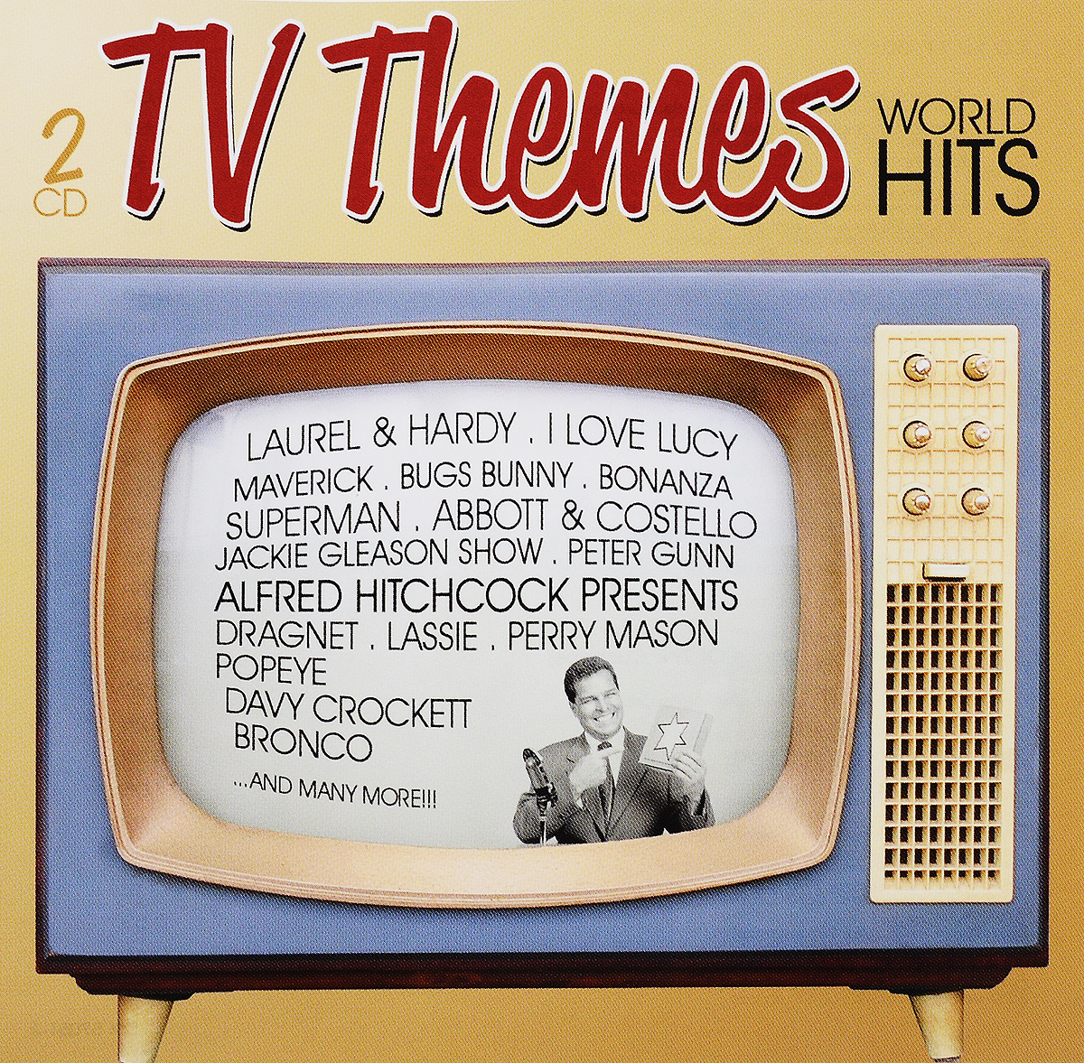 TV Themes World Hits (2 CD)