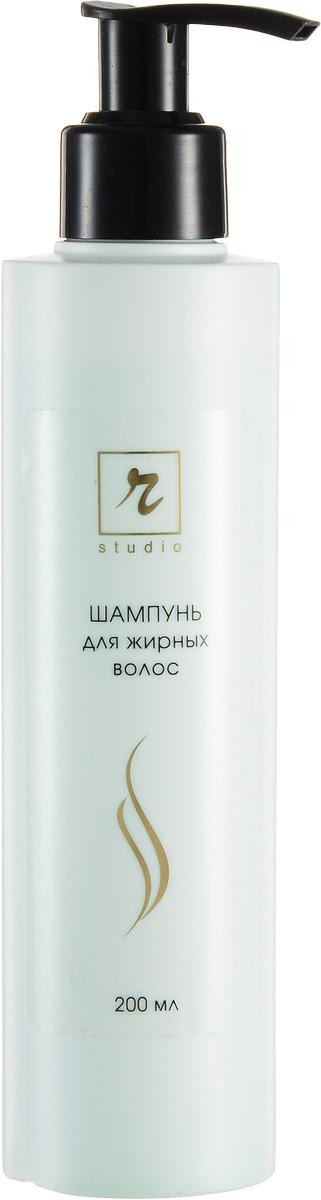 цена на R-Studio Шампунь для жирных волос 200 мл