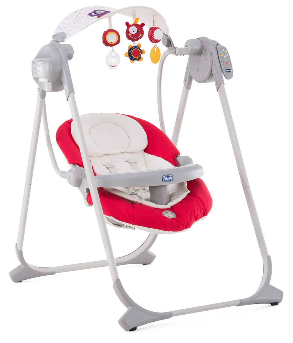 Chicco Качели Polly Swing Up Paprika качели chicco polly swing up paprika 7911071