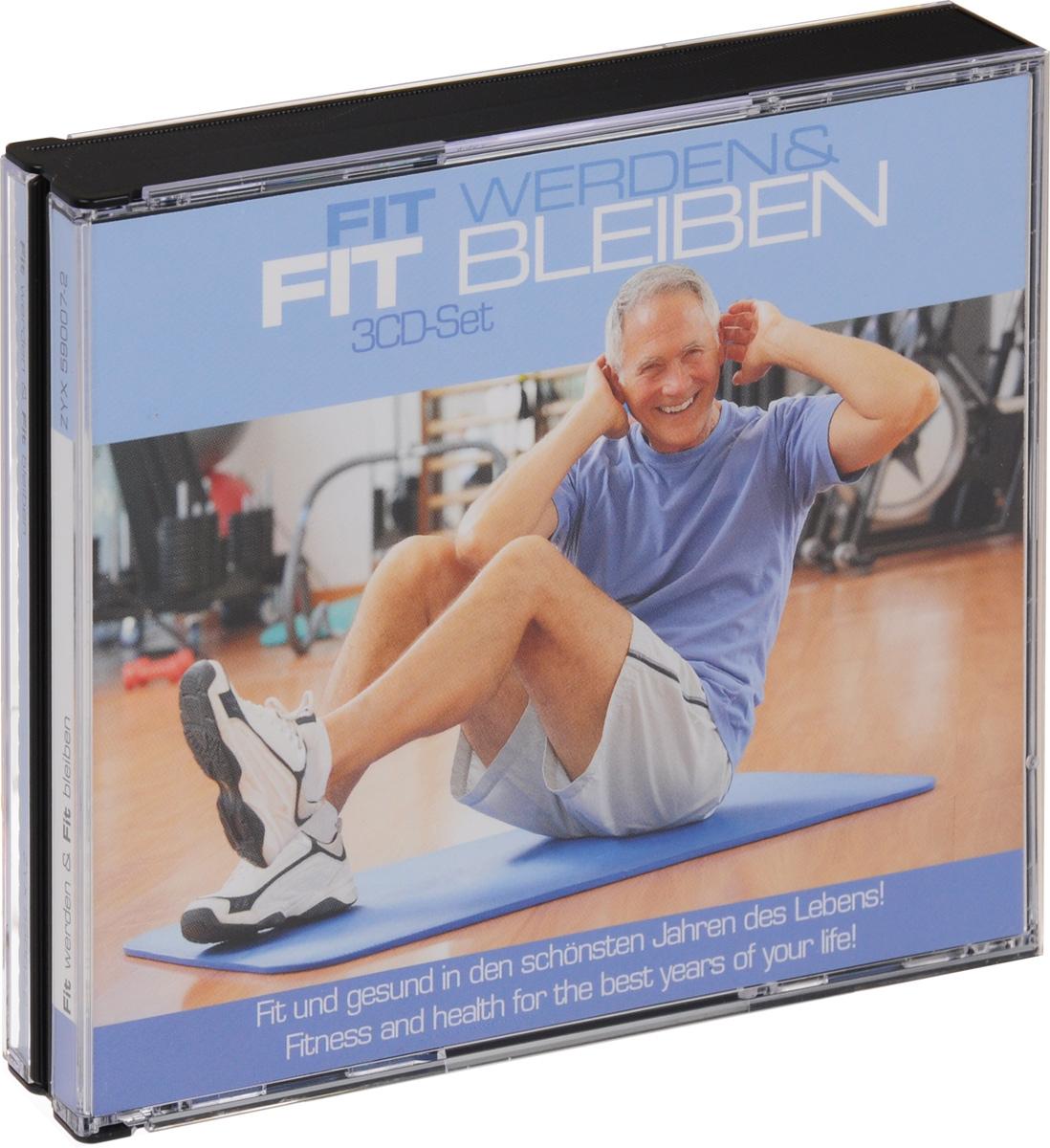 Fit Werden & Fit Bleiben (3 CD) цена