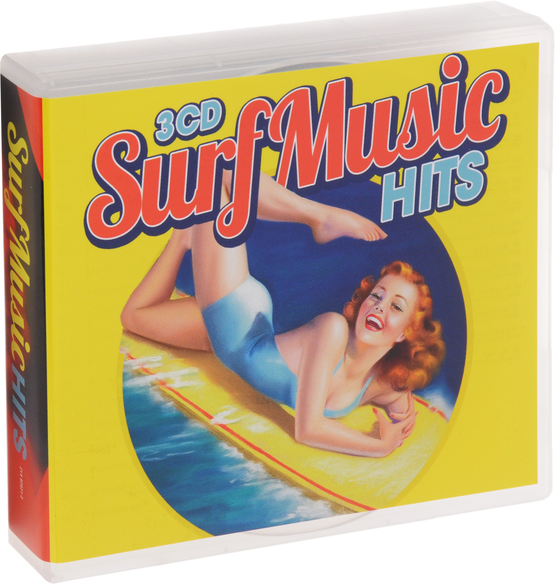The Beach Boys,The Ventures,Dick Dale & His Del-Tones,Bob Vaught,The Renegaids,The Challengers,The Tornadoes,Shean,Jenkins,Jim Waller,The Deltas,Gene,The Esquires,The Surfaris,The Rockin' Rebels,The Dave Myers Effect,Slacktone,Les Jr. Brown Surf Music Hits (3 CD) the beach boys the beach boys greatest surf hits