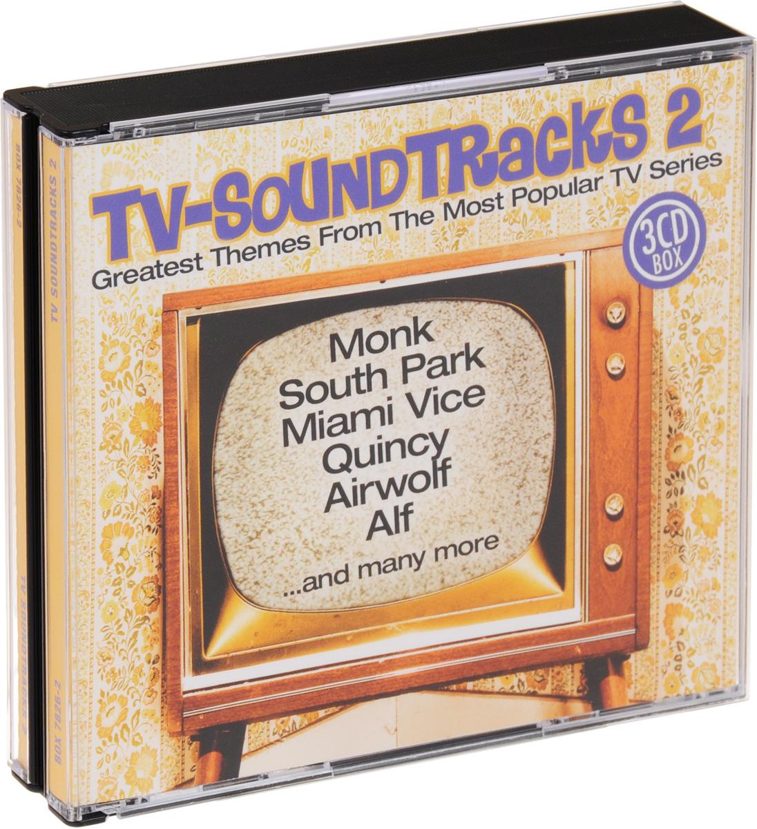 TV Soundtracks 2 (3 CD)
