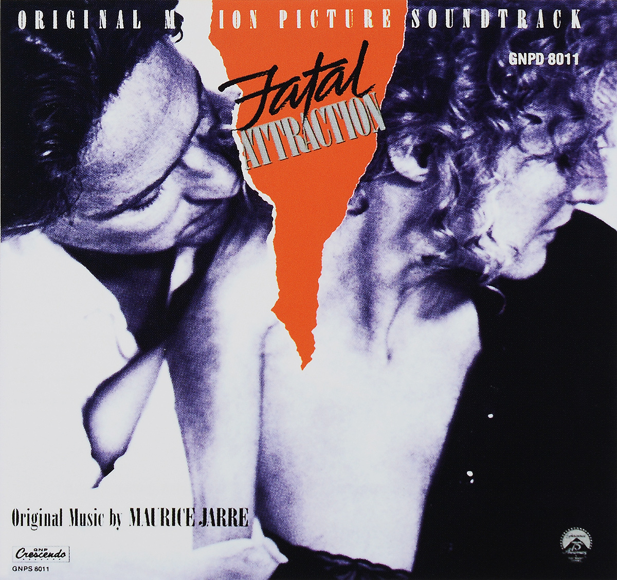Алан Паскуа Fatal Attraction / Original Motion Picture Soundtrack leonard cohen i m your man motion picture soundtrack