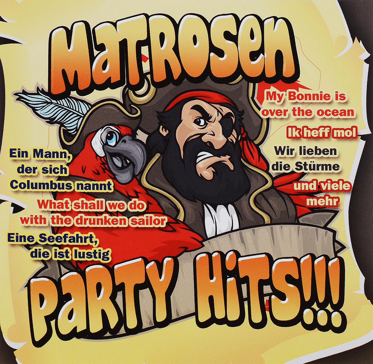 Matrosen Party Hits!!!