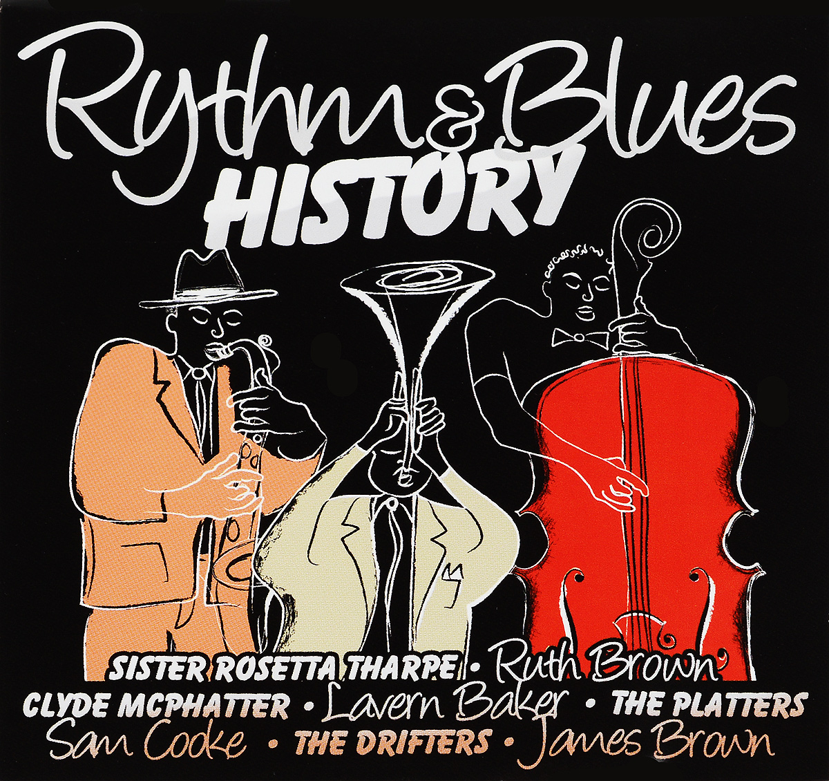 Rhythm & Blues History (2 CD)