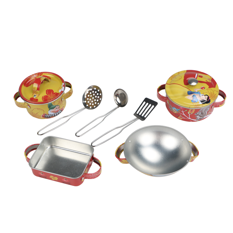 Disney Игровой набор детской посуды Принцесса Белоснежка