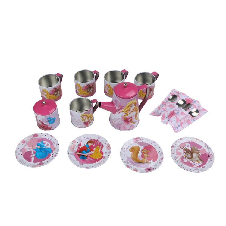 Фото - Disney Игрушечный набор посуды Принцесса Аврора набор кофейной посуды disney принцесса аврора