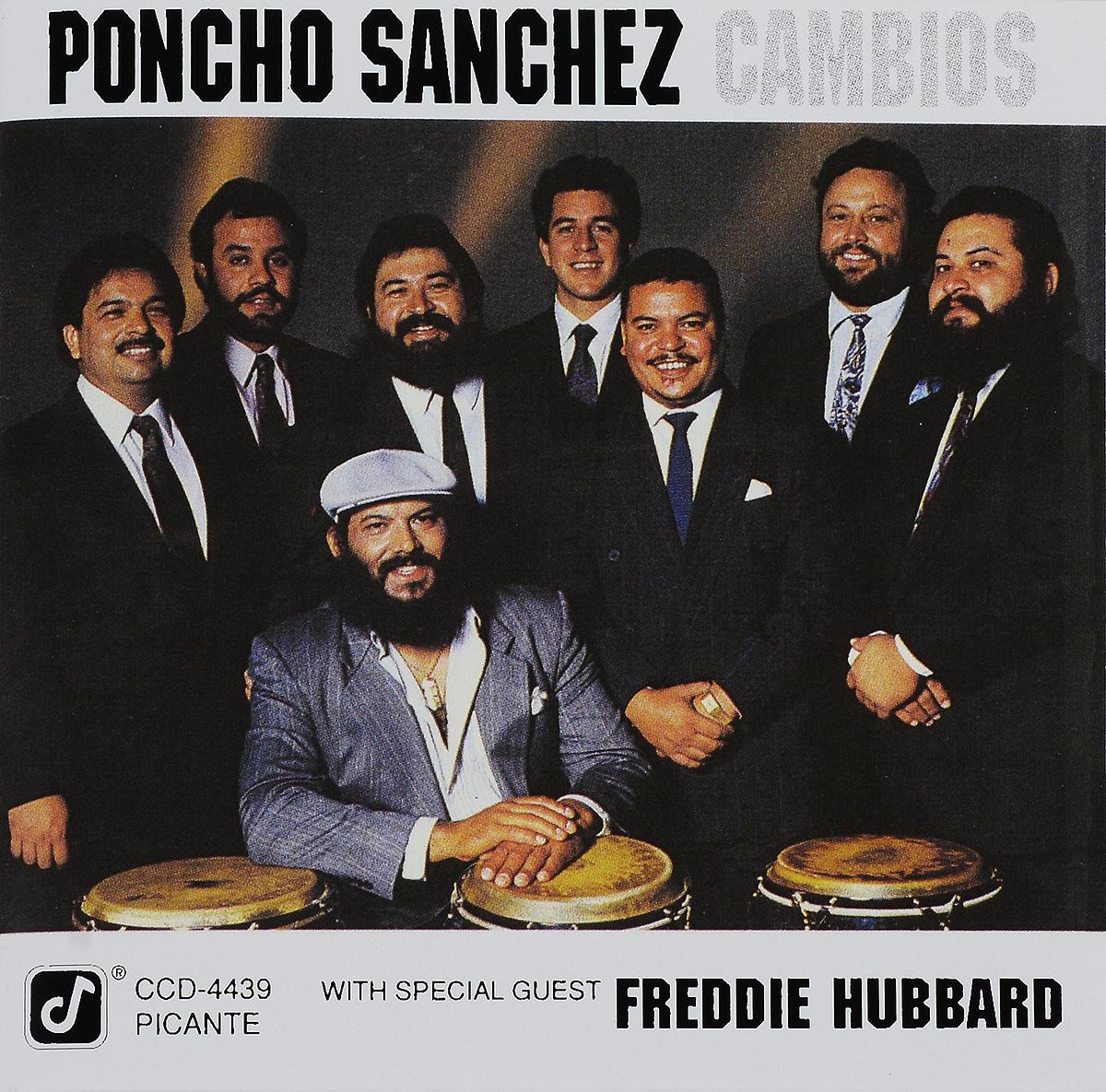 Пончо Санчез Poncho Sanchez. Cambios poncho towel